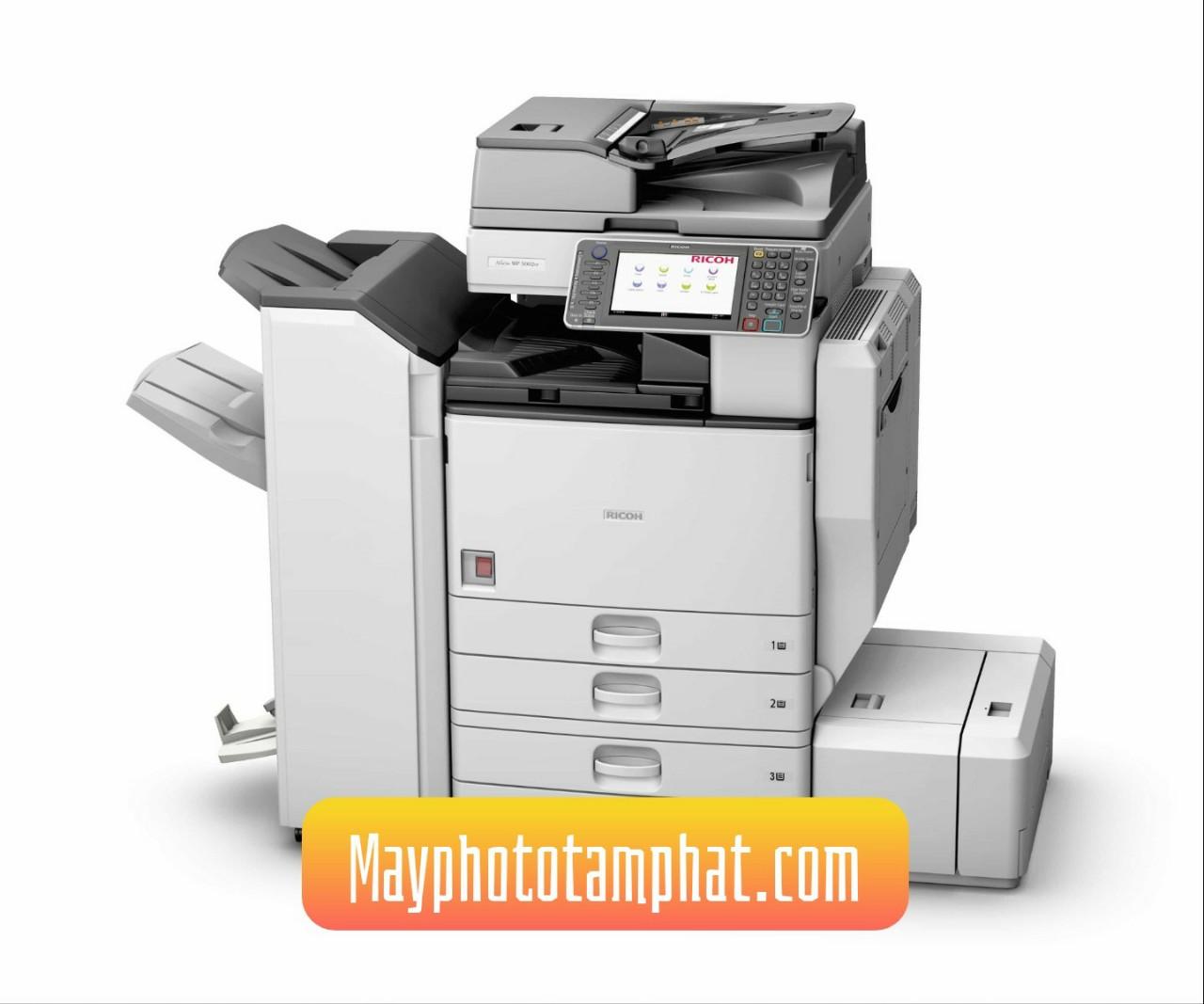 Cho thuê máy photocopy Ricoh Aficio MP 4002/5002