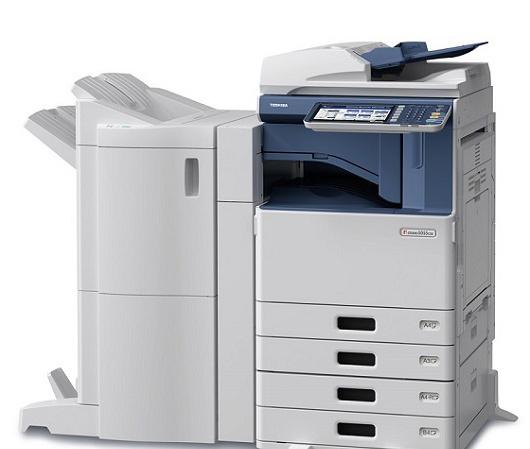 Cho thuê máy photocopy Toshiba màu E2050C