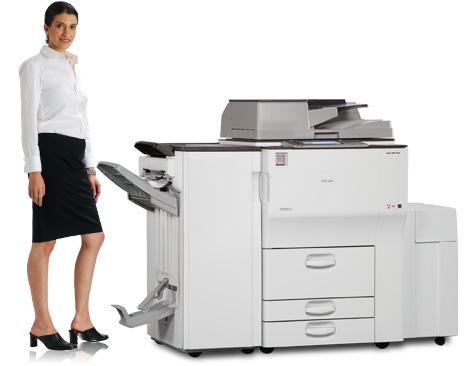 Cho thuê máy photocopy Ricoh Aficio MP 6002/7002