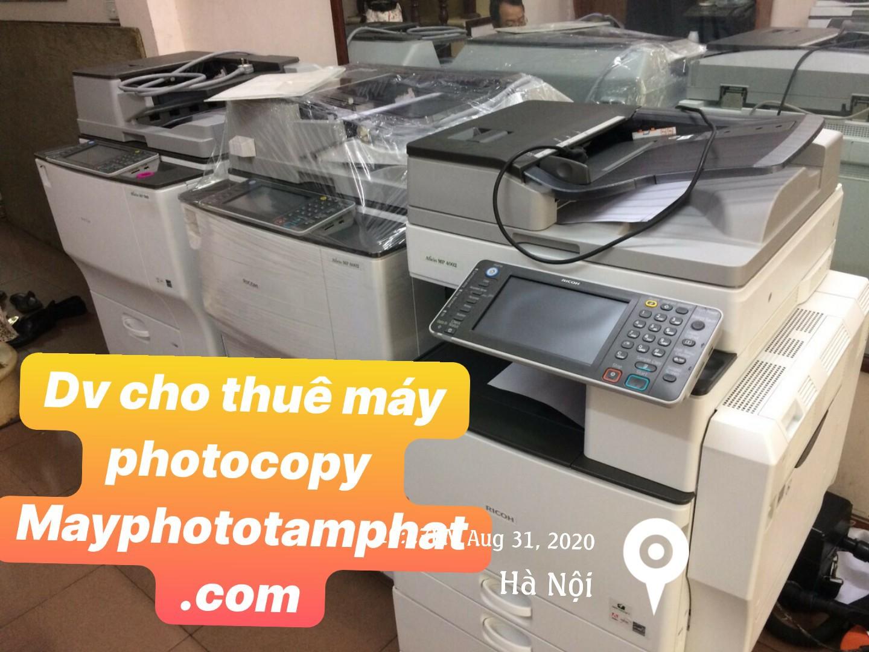 cho thuê máy photocopy tại Vĩnh yên Vĩnh Phúc