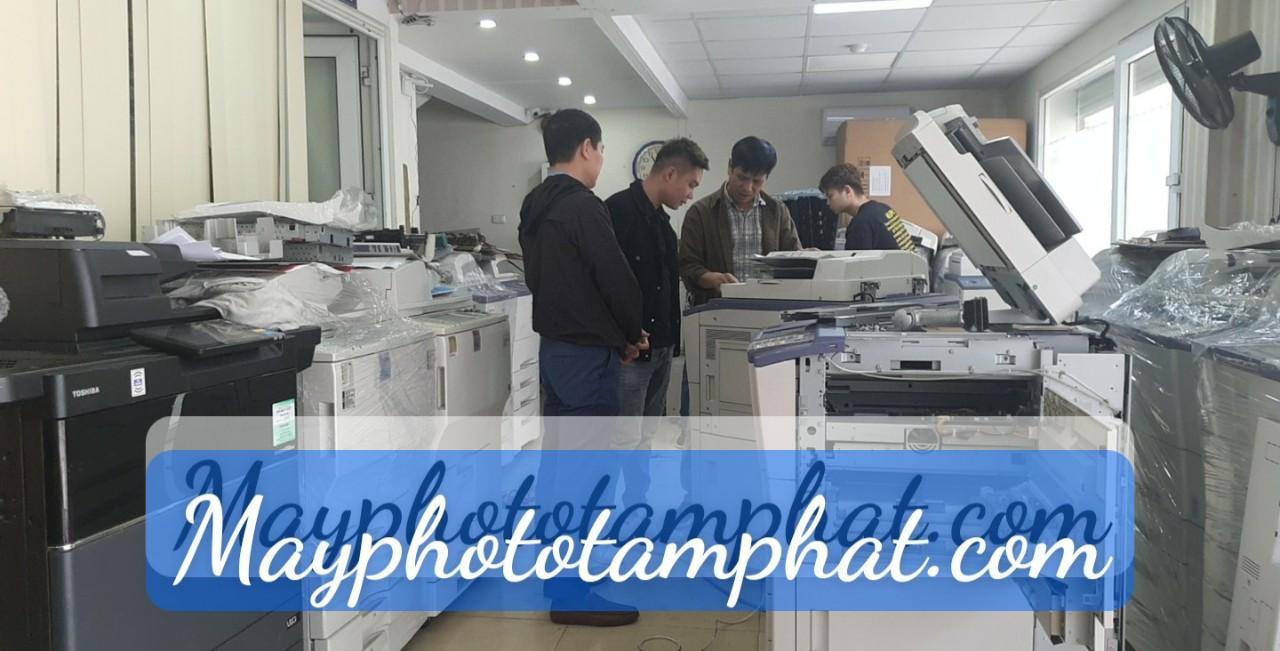 Thuê máy photocopy giá rẻ tại Hà Nội