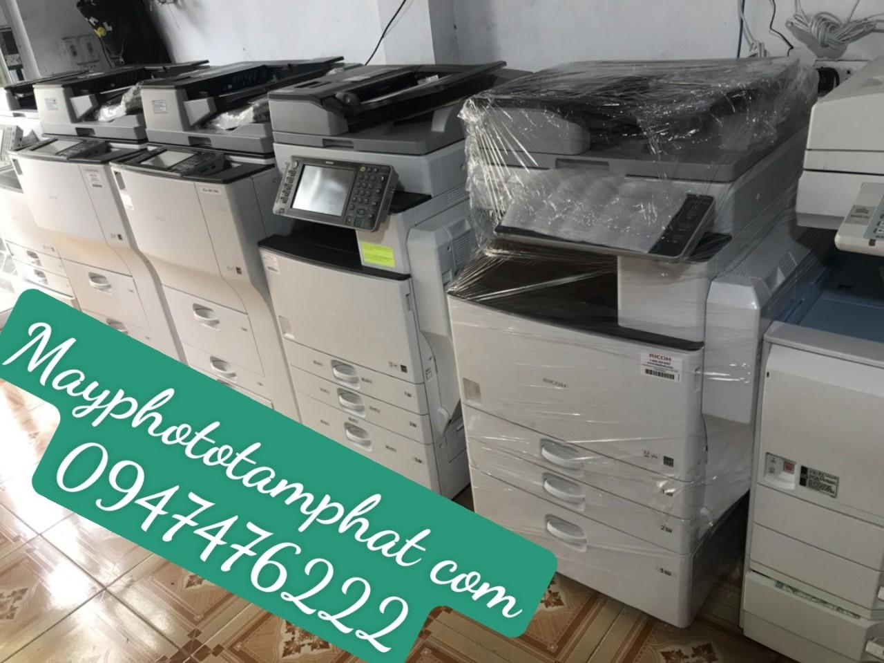 Địa chỉ cho thuê máy photocopy tại Hà Nội