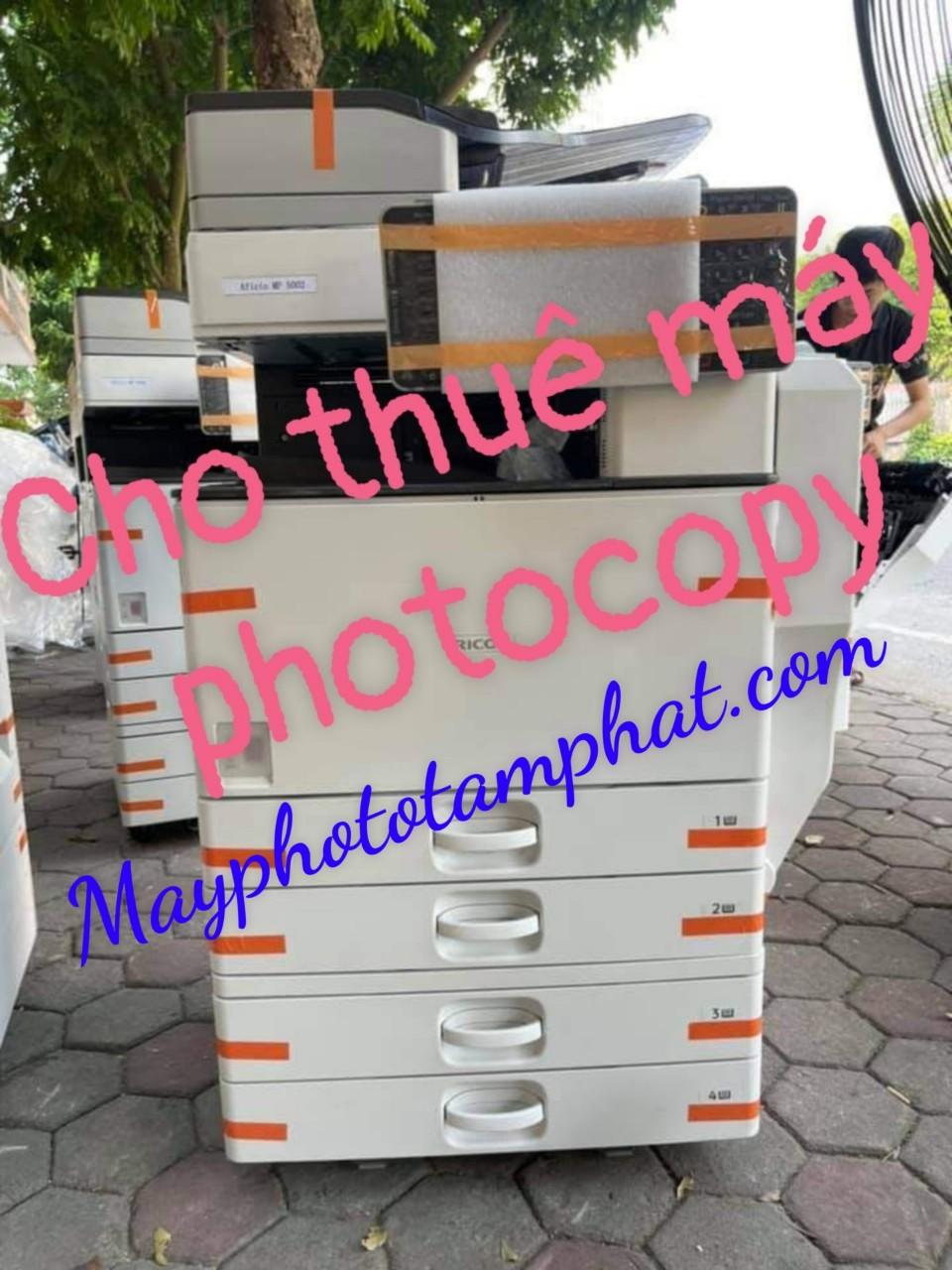 Mã lỗi máy photocopy Ricoh 4002
