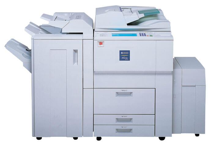 Cho thuê máy photocopy Ricoh Aficio MP 6001/7001